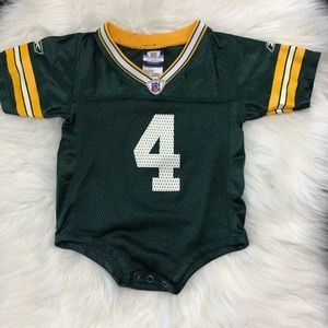 NFL Packers | Favre Greenbay Packers Onesie 18mo